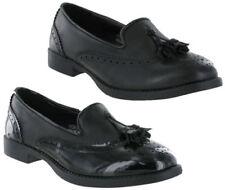 Calzado de niña Mocasines/Manoletinas negras color principal negro