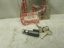 NOS New OEM Kawasaki Steering Lock Assembly Key #270 H1 H1D S1 27016-030