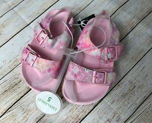 Laura Ashley Baby/Toddler Girls Sandals, UK 5 Infant