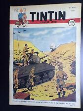 Fascicule Périodique Tintin N° 13 1949 TBE Le Rallic