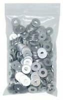 "Back-up Rivet Washers 3/16"" 250ct. for Pop Rivets IMCA"