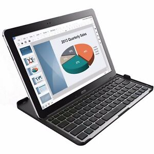 ZAGG Cover Fit Case with Bluetooth Keyboard for Samsung Galaxy Note Pro/Tab Pro