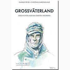 Grossväterland Geschichten aus dem 2.Weltkrieg GRAPHIC NOVEL COMIC 40er PANINI