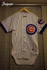 Vintage Rawlings Chicago Cubs 1987- 1991 Home Baseball Jersey Small Adult