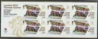 British Stamps - Miniture sheet 3350a Mens Four Team GB Rowing