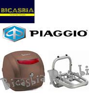9409 - BAULETTO POSTERIORE BRONZO PERSEO 579 CON PIASTRA VESPA 50 125 LX