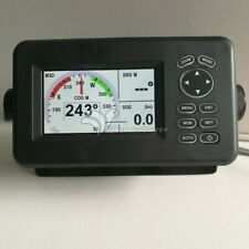 Marine GPS Navigator Combo with AIS Transponder 4.3Inch Color LCD HP528A NEW!