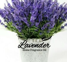 Lavender Home Fragrance Aromatherapy Diffuser Warmer Burning Oil