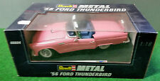 Ford Thunderbird 1956 von Revell Metal in 1:18 - OVP