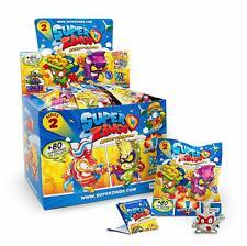 Full Box Superzings Super Zings Series 2 Rivals of Kaboom Packets Packs (50 pcs)