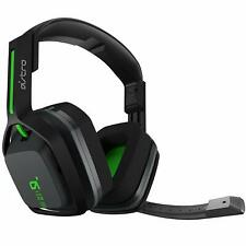 ASTRO Gaming A20 Wireless Headset, Black/Green - Xbox One/PC/MAC