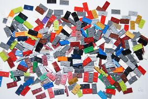 LEGO - 288 1x2 Plates with STUDS in centre Bricks / Blocks # 3794 (Oo) GENUINE
