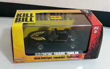 Greenlight Hollywood 1/43 - Kill Bill - 1979 Pontiac Firebird Trans Am /  neuf!