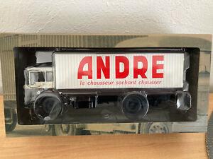 "1/43 Ixo DAF A2600 1970 "" ANDRE "" N°29 Camion d'autrefois TBE"