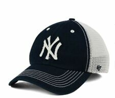 NEW YORK YANKEES CLOSER HAT CAP MENS SIZE LARGE XL '47