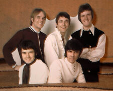 "1960's Dave Clark 5 (DC5) British Rock Group Tabletop Standee 8 1/4"" Long"