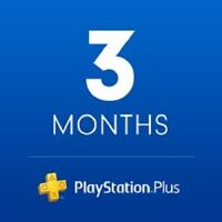 3000132 Sony PS Plus 3 Month Sub Card Live