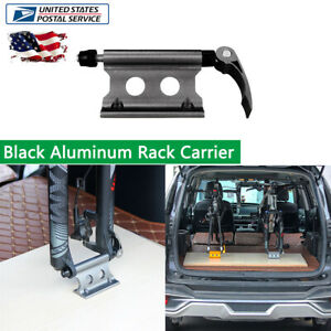 Black Mount Rack Truck SUV Quick-release Carrier Holder Universal Aluminum