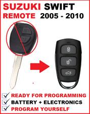 SUZUKI SWIFT REMOTE CONTROL FOG KEYLESS ENTRY 2005 2006 2007 2008 2009 2010