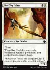 Kor Skyfisher  NM  x4  Duel Decks: Elspeth Vs. Kiora MTG White Common