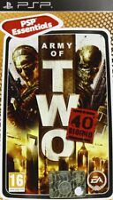 Army of Two: The 40th Day - Essentials | PlayStation Portable PSP New (4)