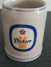 Chope a bière de collection PSCHORR Munchen en grès 0,25 L 25cl