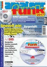 Amateurfunk - Software für den Funkamateur 2017 mit DVD