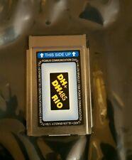 ALLEN-BRADLEY 1784-PCM5/B CABLE WITH 1784-PCMK SERIES B CARD