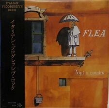 Flea-Topi o Uomini Italian prog psych mini lp cd