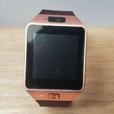 Smart Watch with camera for iPhone iOS, Android Phone, Bluetooth - NIB