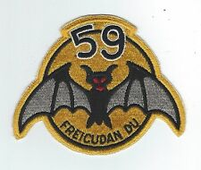 50s-60s 59th FIGHTER INTERCEPTOR SQUADRON  patch