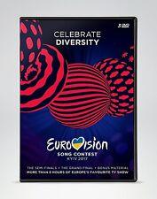 EUROVISION SONG CONTEST - KIEW 2017  3 DVD NEUF