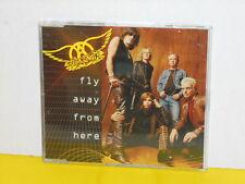 MAXI CD - AEROSMITH - FLY AWAY FROM HERE