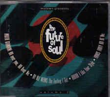 Motown Presents-The Future Of Soul cd maxi single