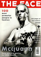 THE FACE 9/2002 Alexander McQueen MARIANNE SCHROEDER Amanda Moore JAMIE STRACHAN
