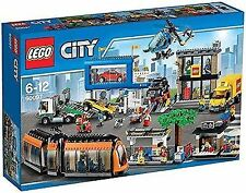 LEGO City Building Toy Boxes