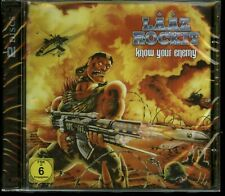 Laaz Rockit Know Your Enemy CD + DVD new official reissue