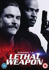 Lethal Weapon: Season 1-2 (DVD) Various