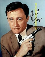 Robert Vaughn The Man from UNCLE Napoleon Solo D Autograph UACC RD96