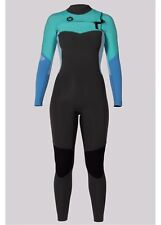 SISSTREVOLUTION 7 SEAS 3/2 Chest Zip Full T40 CHR Combinaison Surf GN10L32C