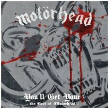 MOTORHEAD YOU'LL GET YOURS: THE BEST OF CD ALBUM ( Very Best Of / Greatest Hits)