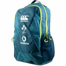 Canterbury Ireland Rugby IRFU Small Backpack - OSFA - Deep Teal Blue - New