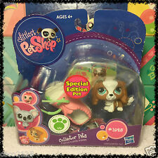 New Littlest Pet Shop King Charles Cocker Spaniel #1825 w/ 1 Free Random Pet