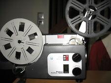 IDEAL TRANSFERT PROJECTEUR BI FILM 8 ET SUPER 8MM SANKYO AVEC  VARIATEUR VITESSE