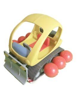 Disney Club Penguin Snow Trekker Toy Pull back and Go Toy
