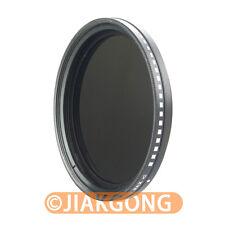 Slim 58mm Fader ND Filter Neutral Density ND2 to ND400