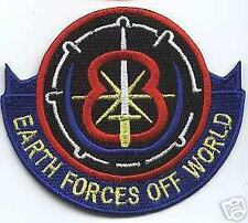 BABYLON5 OFF-WORLD FORCES PATCH - BB508