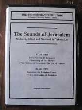 Sounds of Jerusalem by Yehuda Lex (Smithsonian Institute Folkways Cassette )