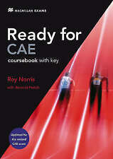 New Ready for CAE: Student's Book + Key, Very Good Books