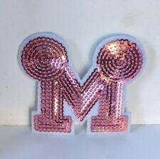 Disney Mickey Minnie Mouse sequin brodé Appliques Patch A Coudre ou Fer Sur #491
